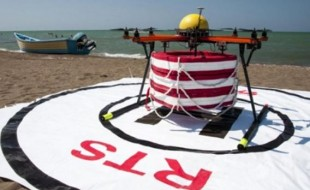 Lifeguard drone to the rescue!