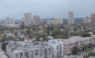 City of Angels: a quad's-eye-view