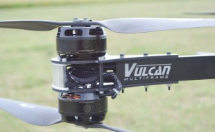 Vulcan 1200mm Raven Octocopter review