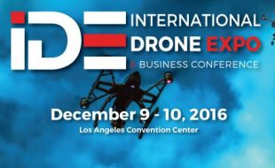 International Drone Expo to Host Official Drone Pitchfest Competition Presented By Singh Ventures