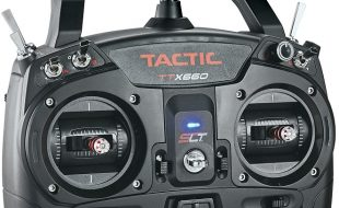 Tactic TTX660 6-Channel 2.4GHz SLT Computer Radio