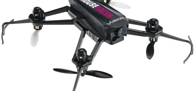 Limited Edition Black Vusion House Drone Racer