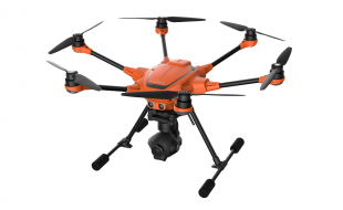 Yuneec H520 Commercial UAV Drone is Now Available