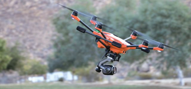 Drone Reviews: Yuneec H520