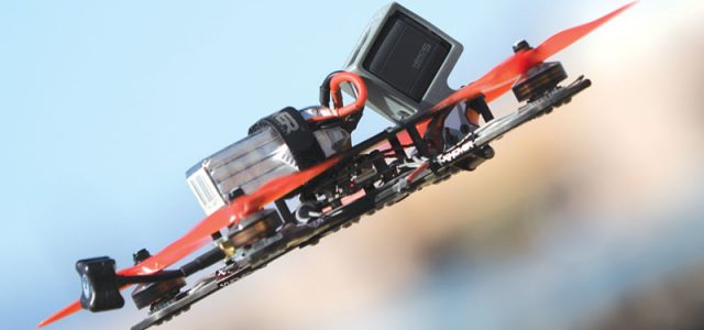 FPV Racing Drone Super-Fast Fixes