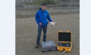Alaskan Drones to Deliver Medical Supplies
