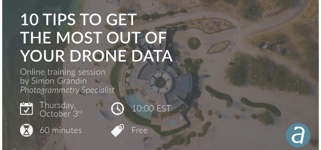Free Webinar: Get the Most Out of Drone Data