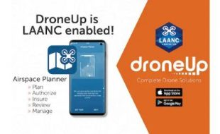 DroneUp Airspace Planner App
