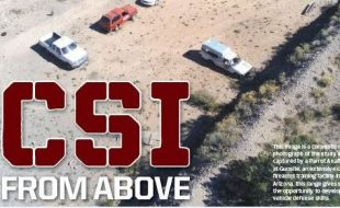 CSI From Above: Drone Mapping vs. terrestrial laser scanners
