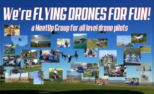 How To Run a Drone Flying Meetup Group