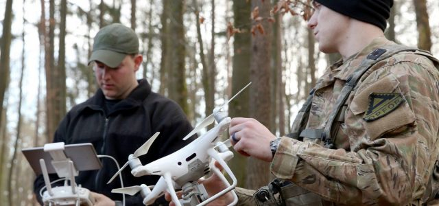 $84 Million For Small Drone Makers