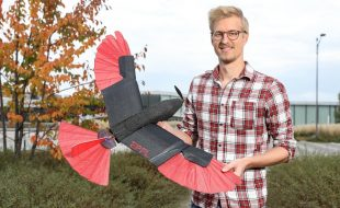 Watch this Drone Fly Like a Bird