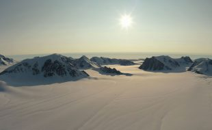 Flying Under the Midnight Sun – High Arctic drone operations