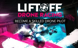 Liftoff: Drone Racing